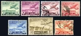 IRAQ 1949 - Air Semi-set (missing 100f) Used - Iraq