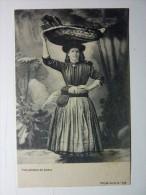 J130 * PORTUGAL. Costumes. Peixeira / Fishwife - Europe