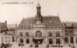 VALENCIENNES  La Gare - Valenciennes