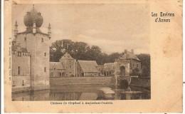 AARTSELAAR-AERTSELAER-CHATEAU DE CLEYDAEL KASTEEL-L'ENTREE-Nels - Aartselaar