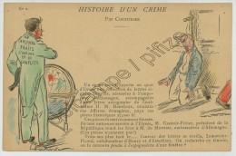 """Affaire Dreyfus. Histoire D'un Crime Par Couturier. Illustrateur. N° 2. Le """"suicide"""" De Lemercier-Picard. - Evènements"""