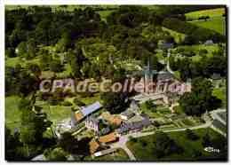 CPSM La Chapelle Sur Dun Vue Aerienne - France