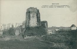 29 PLOUDALMEZEAU / Ruines Du Château De Trémazan, La Tour / - Ploudalmézeau