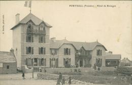 29 PLOUDALMEZEAU / Hôtel De Bretagne / - Ploudalmézeau