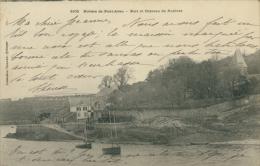29 PONT AVEN / Port Et Château De Rozbraz, Rivière De Pont-Aven / - Pont Aven