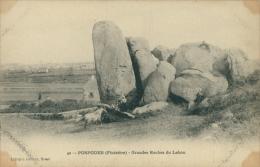 29 PORSPODER / Grandes Roches Du Lehou / - France