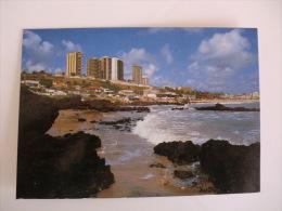 Postcard/Postal - Brasil - Natal -  Praia Dos Artistas - Natal
