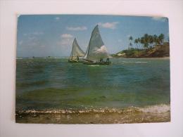 Postcard/Postal - Brasil - Natal - Rio Grande Do Norte - Praia De Piragi Do Sul - Natal