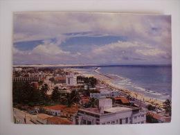 Postcard/Postal - Brasil - Natal - Vista Panorâmica Da Praia Do Meio - Natal