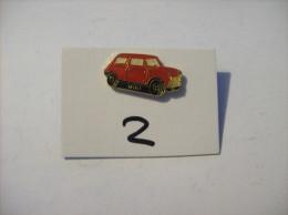 PIN´S -  MINI Cooper   - Rouge - Voir Photo ( 2 ) - Pins