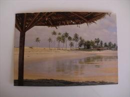 Postcard/Postal - Brasil - Natal - Praia De Jacumã - Natal