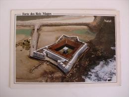 Postcard/Postal - Brasil - Natal - Forte Dos Reis Magos - Natal