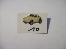PIN´S - COCCINELLE - Vw  Blanche     (10 ) Voir Photo - Volkswagen