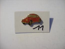PIN´S - COCCINELLE - Vw  Rouge     (11 ) Voir Photo - Volkswagen