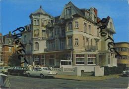 Wenduine :   Hotel Savoy  ( Groot Formaat  15 X 10.5 Cm ) - Wenduine