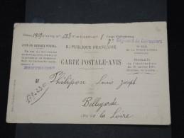 FRANCE - Militaire - Vieux Papier - Détaillons Petite Archive - à Voir - Lot P8886 - Documents