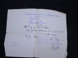 FRANCE - Militaire - Vieux Papier - Détaillons Petite Archive - à Voir - Lot P8890 - Documents