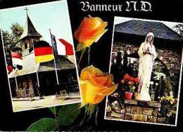 Banneux    H296      3vues , Au Pied De La Vierge J´ai Prié Pour Vous - België