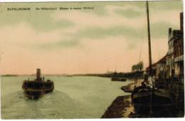 Rupelmonde, De Wilfordboot, Bâteau A Vapeur Wilford (pk21391) - Kruibeke