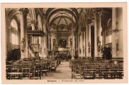 Balegem, Binnenzicht Der Kerk (pk21395) - Oosterzele