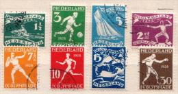 Netherlands Used Set