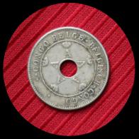 10 Centimes Congo Belge 1911 - Congo (Belge) & Ruanda-Urundi