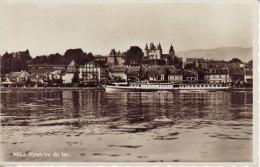 Nyon Vu Du Lac - (a3201) - VD Vaud