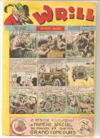 WRILL N°182 4ème Année Du 23 Décembre 1948 Hebdomadaire Des Jeunes En Pays Jaune - Magazines Et Périodiques
