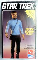 FIGURINE STAR TREK EN BOITE NEUVE - AMT ERTL 1994 MODELE REDUIT - DR LEONARD MC COY - MAQUETTE - Star Trek