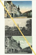 Marktredwitz - 10 Karten Um 1915 - Schöner Zustand Aus Einer Korrespondenz - Alle Gelaufen - Allemagne