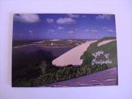 Postcard/Postal - Brasil - Natal - Extremoz - Vista Panorâmica Da Lagoa De Genipabu - Natal