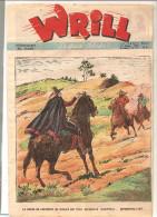 WRILL N°190 4ème Année Du 17 Février 1949 Hebdomadaire Des Jeunes La Grande Flibruste - Magazines Et Périodiques