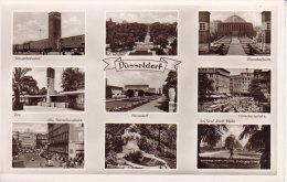 Vues Multiples De Dusseldorf - (a3215) - Duesseldorf