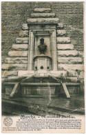 Marche, Monument Ponthier (pk21411) - Marche-en-Famenne