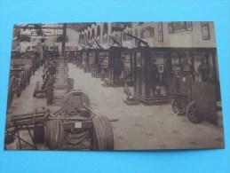 Musée Royal De L'Armée Hall Des Alliés 1914-1918 Italie ( Thill ) Anno 19?? ( Zie Foto Voor Details ) !! - Museums