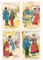 7934 - Lot De 5 CPA : Ces  Bons Normands, Illustré Par GALRY, Folklore , Fantaisie - 5 - 99 Postcards
