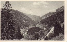 Hollental Mit Ravennabrucke Schwarzwald- (a3222) - Hinterzarten