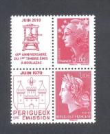 40 Ans De Périgueux - Marianne De Cheffer  + Marrianne Beaujard -  Emission En T D - 2008-13 Marianne De Beaujard