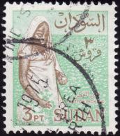 SOUDAN   1962  -  Y&T  145  - Oblitéré - Soudan (1954-...)