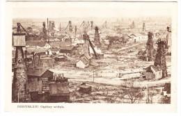 1929 Öl Förderungs Türme. Ukraine Boryslaw Polnische Frankatur Gestempelt, Stryj.  Leicht Fleckig. - Industry