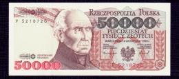 Poland 50000 Zlotych 1993 UNC - Poland