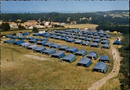44 - THARON - Vue Aérienne - Camping EDF - Tharon-Plage