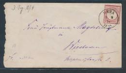 Beleg Aus Unna   ( Bc8587 ) Siehe Bild ! - Briefe U. Dokumente