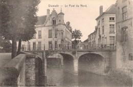 Dixmude   Zogoed Als Nieuw Le Pont Du Nord  Edit .Declerq Zeldzaam Niet Gelopen. - Diksmuide