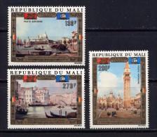 MALI - N° A142/144** - SAUVEGARDE DE VENISE - Mali (1959-...)