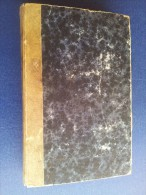 M#0I44 Giuseppe Bertrand TRATTATO DI ALGEBRA Morano Ed.1882 - Matematica E Fisica