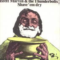 """Brett Marvin & The Thunderbolts  """"  Shave'em Dry  """" - Vinyl Records"""