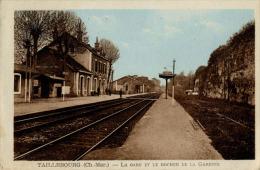 17 TAILLEBOURG LA GARE - Francia