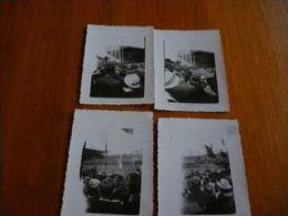 BP1-2-0-3 Equitation  3 Petites Photos Hippodrome Ostende 1934 - Equitation