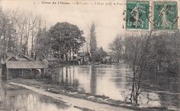 CAEN :  Crue 1907 - Caen